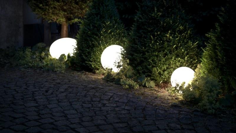 Lampade da giardino da terra consigli per la scelta dell